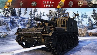 ОФИГЕТЬ!!! 12 ФРАГОВ НА АРТЕ М44 WORLD OF TANKS лучший бой на арте M44 wot