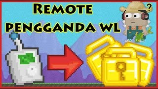 Growtopia Indonesia - Geiger Counter