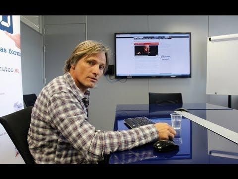 Encuentro digital con Viggo Mortensen
