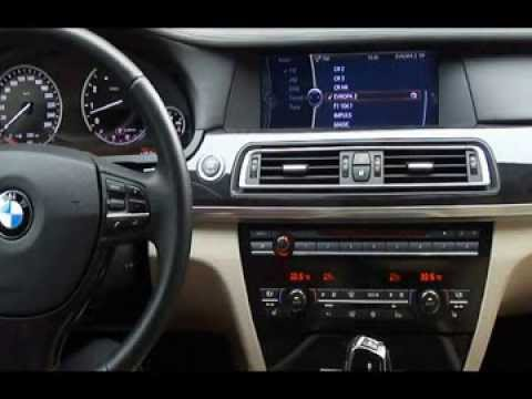 How to unlock  DVD and TV while driving on BMW 2009-2012