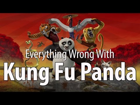 Cover Lagu Everything Wrong With Kung Fu Panda In 15 Minutes Or Less