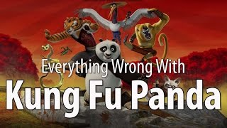 Everything Wrong With Kung Fu Panda In 15 Minutes Or Less