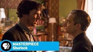 sherlock on masterpiece season 4 why john blames sherlock pbs