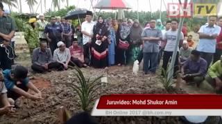 Jenazah Kamarol Zaki selamat dikebumikan