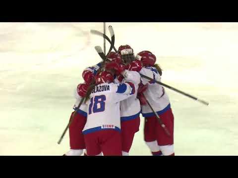 ЖМЧМ-2018. Канада – Россия - 2:3