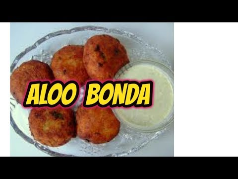 Aloo Bonda/ Batata Vada in Hindi - Spicy Mashed Potato Stuffed Dumplings | कैसे बनाये आलू बंडा वड़ा
