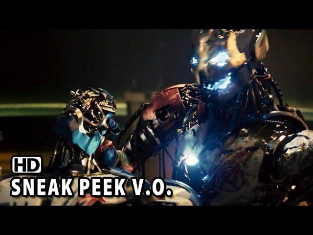 Avengers: Age of Ultron Trailer #2 Sneak Peek V.O. (2015) HD