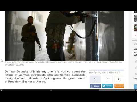 GGN: Syrian PM Survives Assassination, Terrorist to Export Syria Oil, Zionist Media Sways US Policy