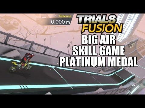 Trials Arctic Open Big Air Trials Fusion Big Air Platinum