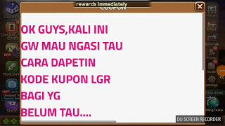 download lagu Cara Dapetin Kode Kupon Di Lets Getrich gratis