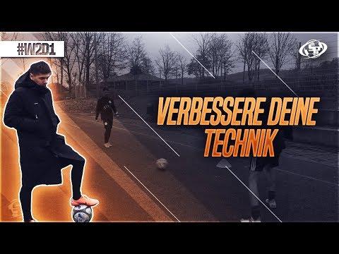 Fußball Technik Training - Soccer Performance