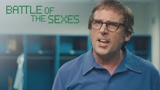 "Battle of the Sexes |  ""Bobby Riggs"" TV Commercial 