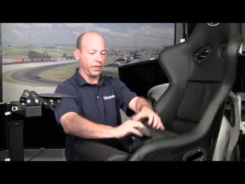 R Seat Evo Sim Racing Rig Reviewed by Inside Sim Racing