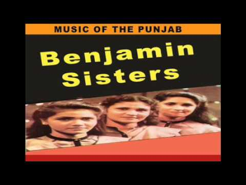 Benjamin Sisters - Na Dil Dendi Bedarda Nu