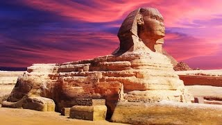 GREAT SPHINX OF EGYPT: IT'S TRUE AGE REVEALED AND TUNNELS BELOW