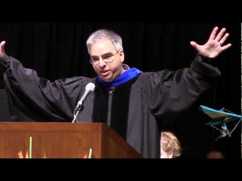 Anton Krukowski, Faculty Address, 2012 Lick-Wilmerding high school graduation