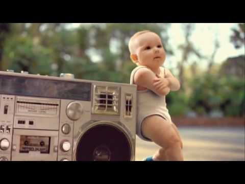 Babys dancing   رقص أطفال روعـــــة thumbnail