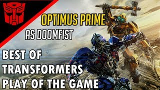 Best Of Transformers Play Of The Game - Transformers POTG Parody