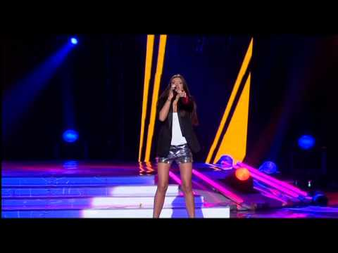 Antonia - Shake it mama (Live @ Armenian Music Awards, 2011)