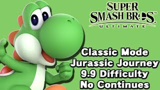 Super Smash Bros. Ultimate (Classic Mode 9.9 Intensity No Continues | Yoshi)