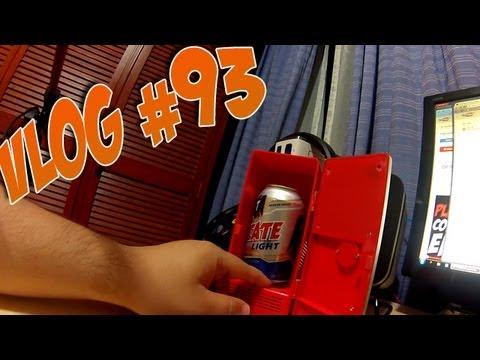 Vlog #93   Como armar una Pc Gamer. Grabando unboxings y el enfriador de cheve!