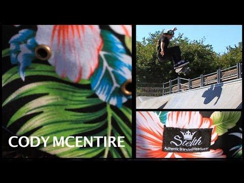 Cody McEntire for Stelth Headwear