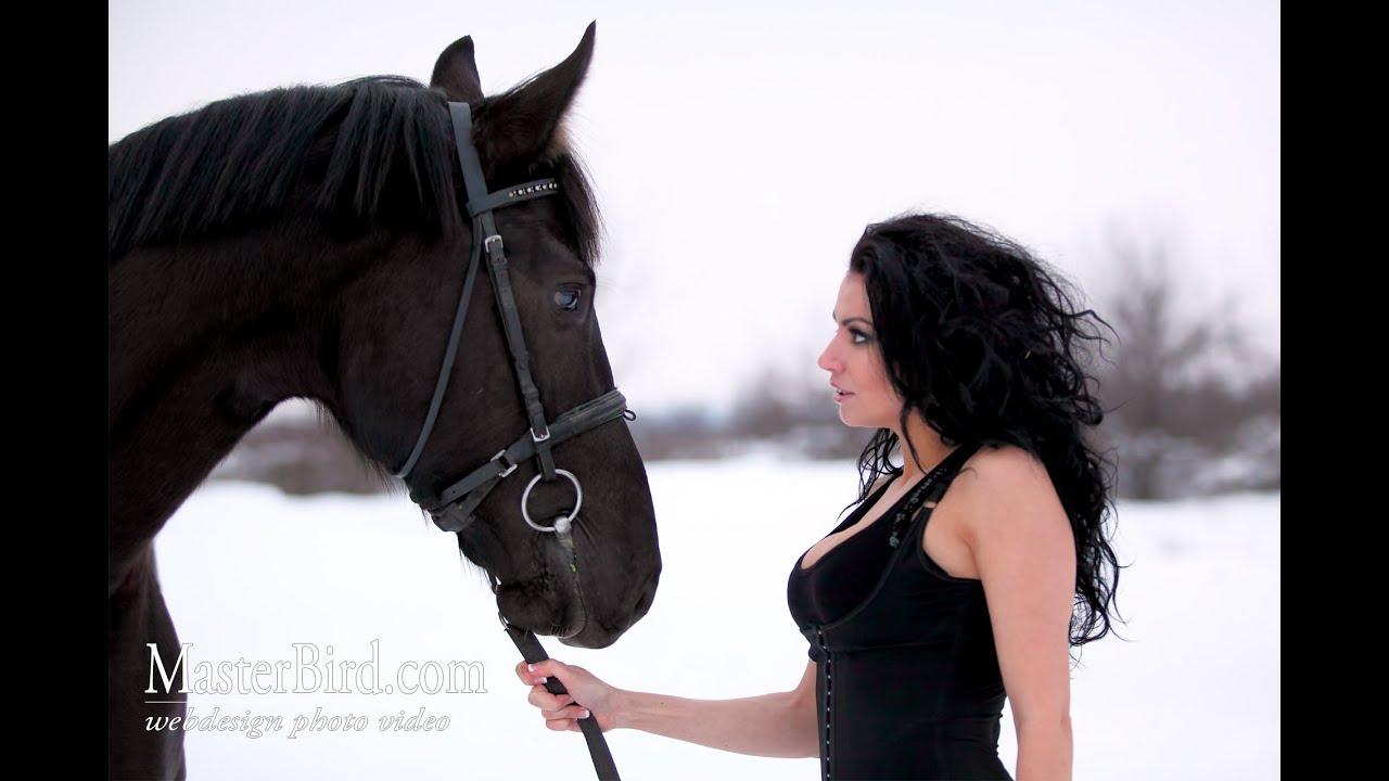 Horse Mating - YouTube