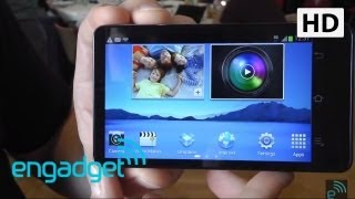 Samsung Galaxy Camera Hands On | Engadget at IFA 2012