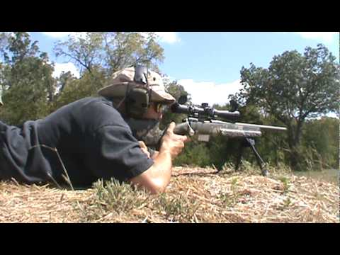 500 yards at the Sniper Match Savage 10 Tactical .308