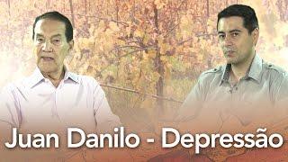Divaldo Franco entrevista Juan Danilo - depressão