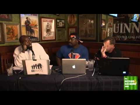 The Dez Clark and Alex Brown Show Episode 8