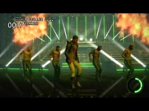 Dance Masters Evolution Xbox360 Kinect - Afronova Primeval (Secret Song)