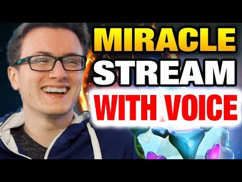 Miracle- Dota 2 Stream: I Will Play Support!