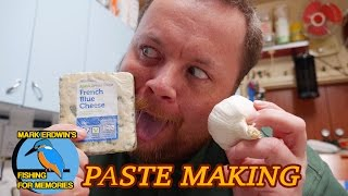 Bait Making - Cheese Paste (Video 89)