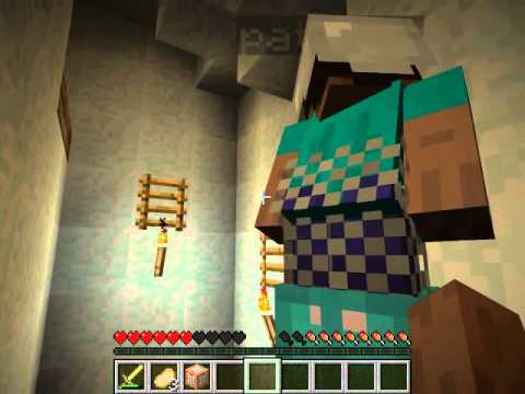 Minecraft Epic Jump map Christmas troll part 6