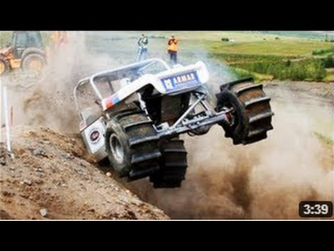 1600 HP Twin Turbo - Formula Offroad!