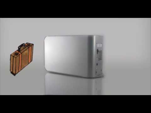 ioSafe Solo - External Hard Drive (Fireproof and Waterproof Data Protection)