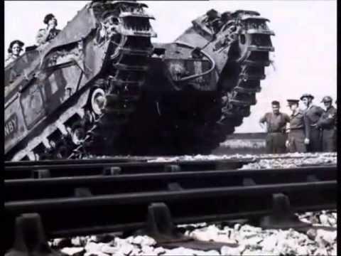 Killer Tanks   The Churchill Tank
