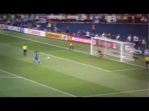 Andrea Pirlo vs England - Just Perfect