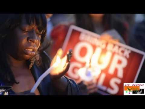 Nigeria's Goodluck Jonathan BringBackOurGirls 'political'