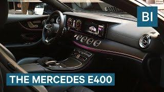 The Mercedes E400