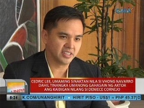 Ub: Cedric Lee, Umaming Sinaktan Nila Si Vhong Navarro video