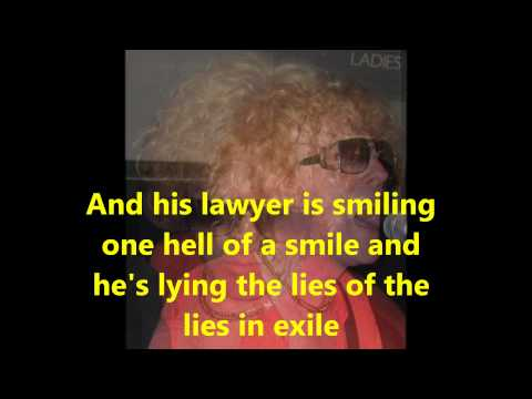 Ian Hunter - Rape
