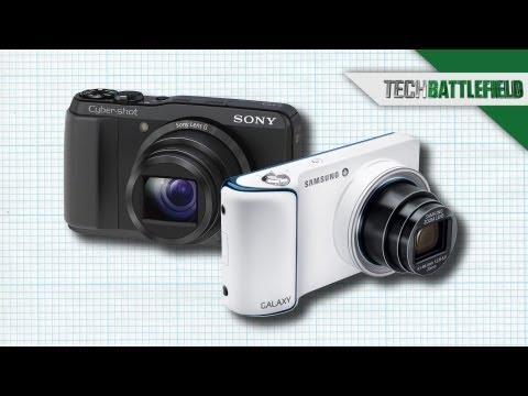 Samsung Galaxy Camera vs. Sony HX30V - Soldier's Tech Battlefield