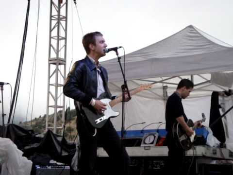 The Walkmen | The Sky Above @ Monolith Fest | Ultra8201.com