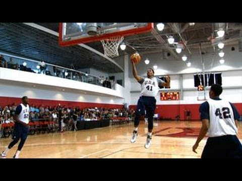 Phantom: Derrick Rose Day 1 Training Camp video