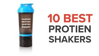 10 Best Protein Shakers in India with Price