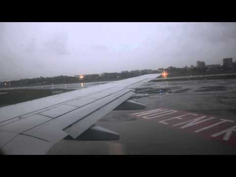 HD: Jet Airways landing in Mumbai