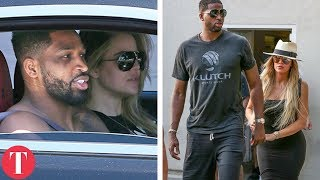 Khloe Kardashian Moves Back To LA WITH Tristan Thompson