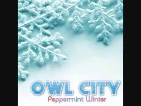 Peppermint Winter - Owl City - Lyrics - Full Song!